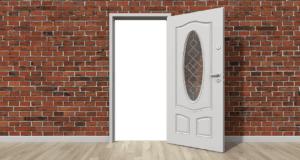 דלת מעוצבת